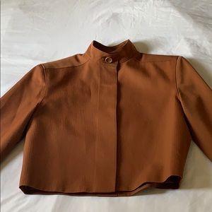 Christian Dior crop Coat